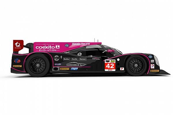 Oak Racing to enter Ligier JS P2 coupe at COTA