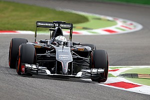 Sauber practice without problems at Monza