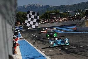 European Le Mans Race report NewBlood by Morand Racing take first ELMS win
