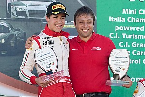 Other open wheel Breaking news Lance Stroll clinches Italian F4 championship