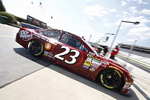 NASCAR Sprint Cup Race report BK Racing scores top 30 with Cole Whitt at Chicagoland