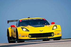 Corvette Racing talks about pulling double duty at COTA