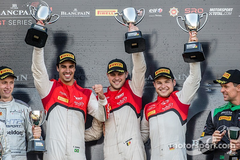 Laurens Vanthoor takes Nurburgring 1000 victory and Pro-Cup championship