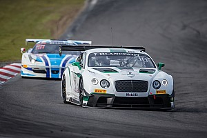 Blancpain Endurance Race report Bentley celebrates season finale with two championship second places