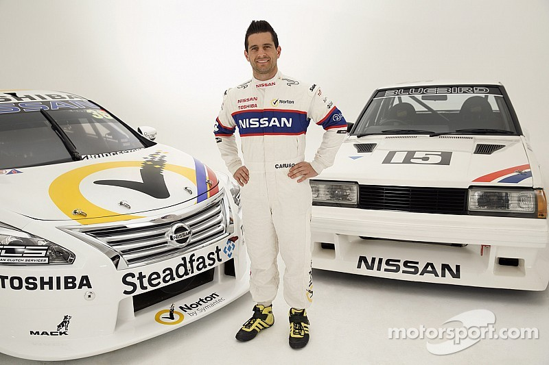 Michael Caruso signs new multi-year driving deal with Nissan Motorsport