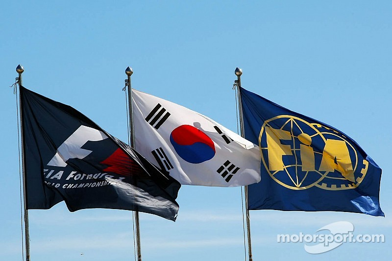 A Formula One GP on the streets of Seoul is a complex situation