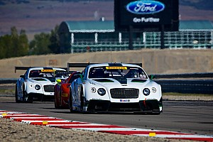 Dyson, Team Bentley end season on solid note