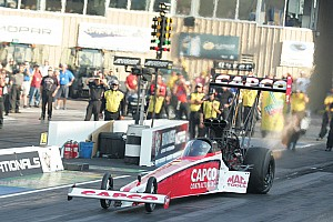 NHRA Race report Torrence gains ground but loses position in NHRA Chase