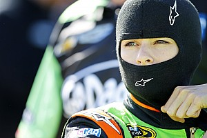 Danica at Dover: 'This is a tough track for us.'