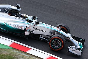 Lewis Hamilton leads FP2 at Suzuka - session results