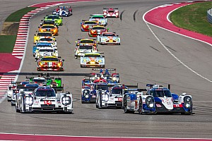 WEC Breaking news 2015 WEC calendar revealed, Nurburgring added