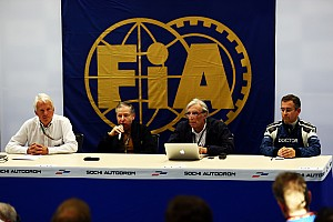 FIA looking into two possible changes in response to Bianchi crash