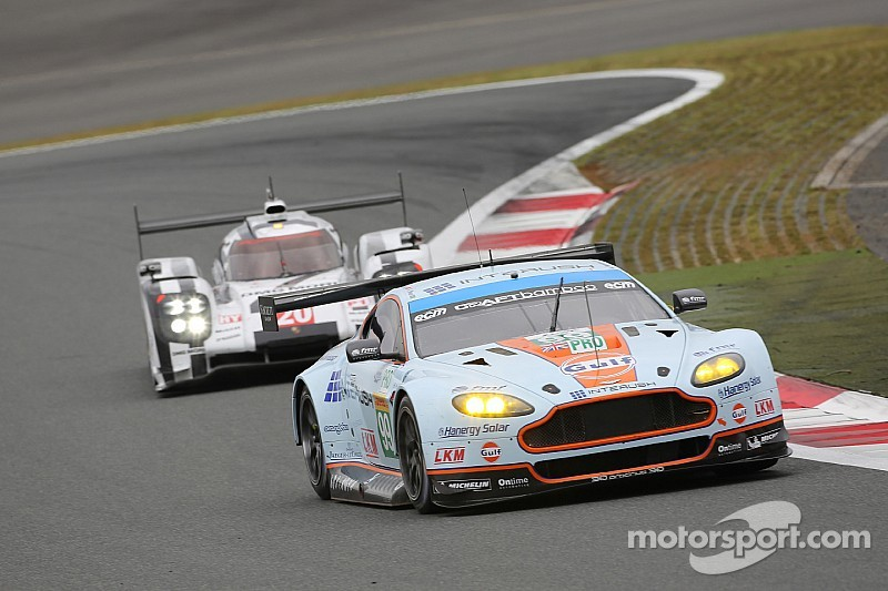 Craft-Bamboo Racing takes first WEC pole