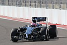 Gearbox spoils the good performance of McLaren on qualifying for the Russian GP