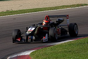 F3 Europe Race report Ocon claims title, Verstappen wins race at Imola