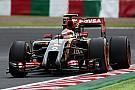 Engine switch to bring half-second boost - Maldonado