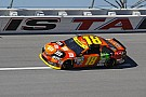 Kyle Busch involved in mid-race accident at Talladega