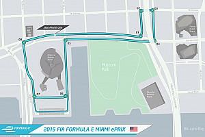 Formula E unveils Miami track layout