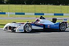 Andretti Autosport engineer Roger Griffiths high on Formula E