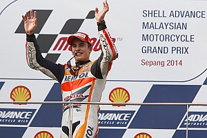 Marquez emerges victorious from thrilling Sepang MotoGP battle