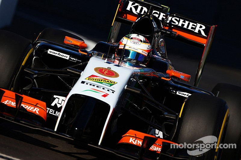 Force India avoids joining backmarkers on US bench - report