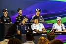 Drivers give their take on current state of F1 in Thursday press conference