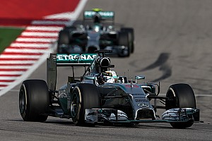 Formula 1 Race report United States GP race results: Hamilton scores the victory