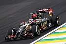 Lotus on qualifying for tomorrow's Brazilian GP: Cruel to be kind