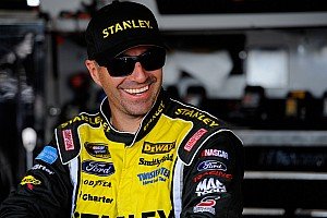 Marcos Ambrose looks back on NASCAR experience