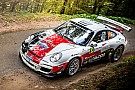 Romain Dumas and the Porsche 911 GT3 RS 4.0l « RGT » in the top five