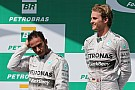 Brazilian GP press conference: Rosberg and Hamilton look towards finale