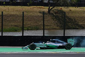 Formula 1 Race report Wolff admits Mercedes made error with Hamilton strategy