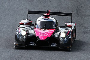 WEC Preview The no. 35 Morgan-Judd LM P2 at the start of the Bahrain 6 Hours
