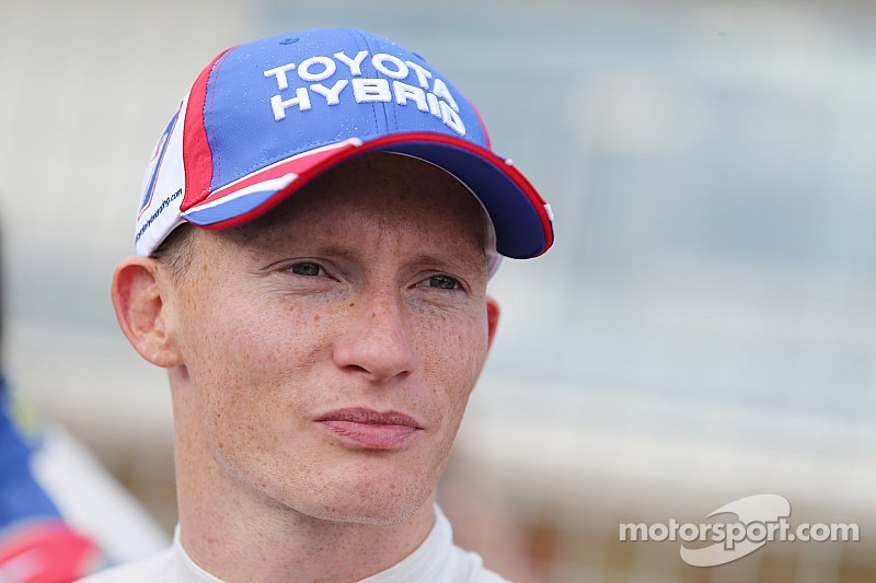 Mike Conway back with the WEC this weekend