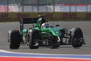 Ericsson 'terminates' Caterham contract