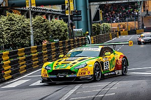 GT Preview Aston Martin Racing's O'Young enters Macau GT