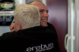 Holdsworth leaves Erebus, to join FPR in 2015