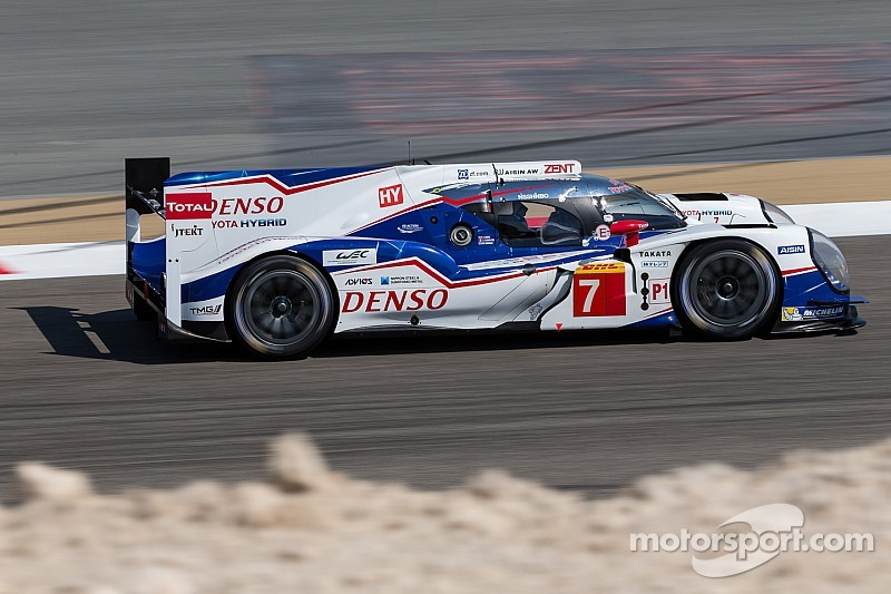 FIA WEC: Three hours in, Conway and Toyota in control