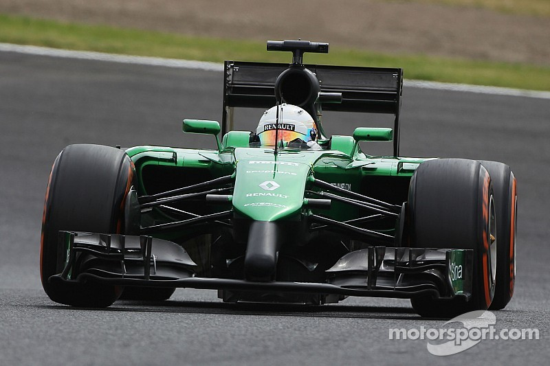 Doubts over Caterham's ability to ready car for 2015