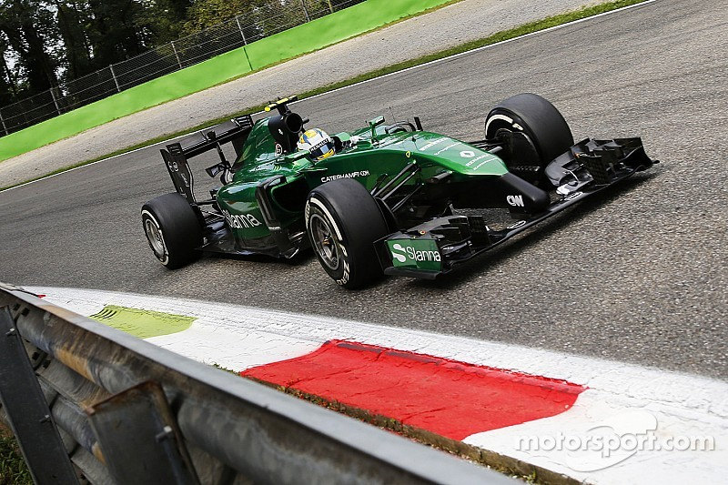 Caterham still deciding on second driver for Abu Dhabi