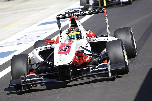 Kirchhöfer flies to pole as Lynn becomes GP3 Champion