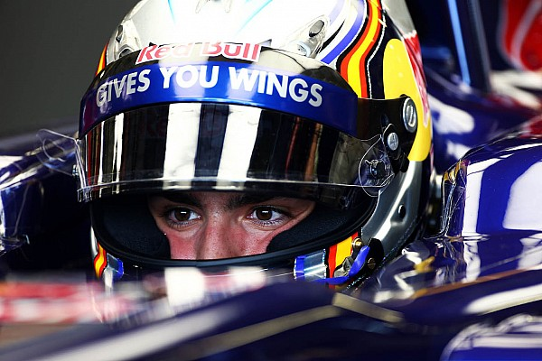 Toro Rosso confirms Sainz alongside Verstappen