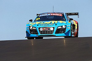 GT Race report Rod Salmon claims maiden GT crown in New Zealand