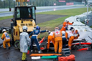 Formula 1 Breaking news Accident Panel releases findings, blames Bianchi for Suzuka tragedy