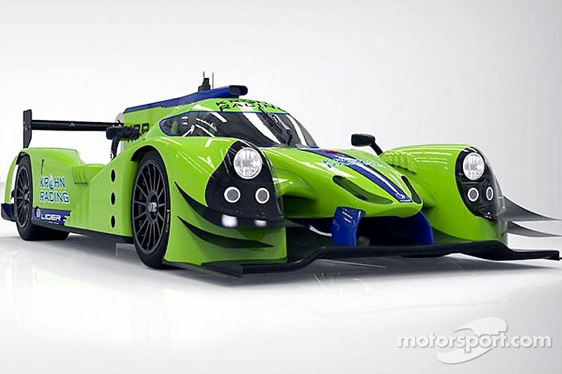 Krohn Racing tests new Ligier at COTA