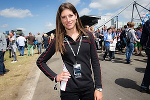 Endurance Breaking news Cyndie Allemann to race at the 24 Hours of Dubai