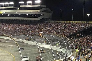 NASCAR Sprint Cup Breaking news Man who scaled fence at NASCAR race going to jail