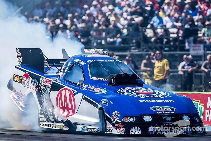 Six questions for NHRA racer Robert Hight