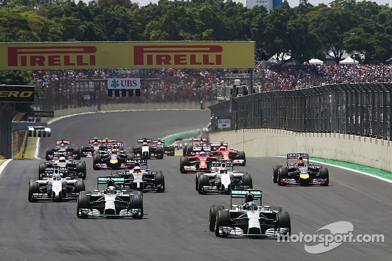 F1 to have new engine rules in 2016 - report