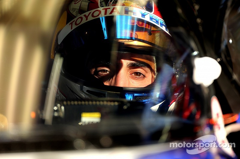 Officially - Buemi retains Red Bull reserve role in 2015